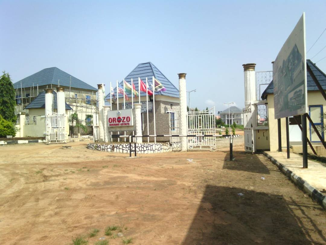 2 Bedroom Apartment For Sale  At Orozo Housing Estate, Abuja